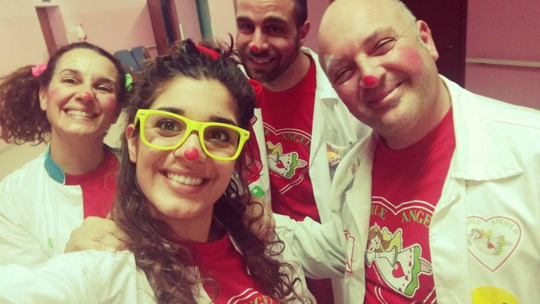 A Ostuni la RSA Mediterranea sorride e gioca con i clown