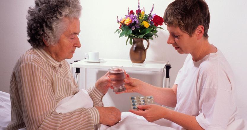 La retta per i malati di Alzheimer va pagata dal Ssn