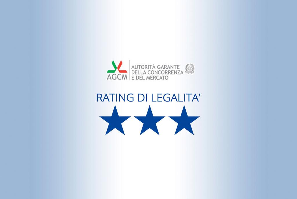 Rating di legalità, massimo punteggio per Medihospes