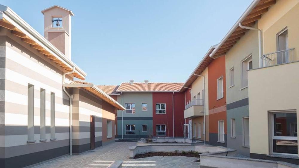 Si inaugura a Monza il villaggio Alzheimer