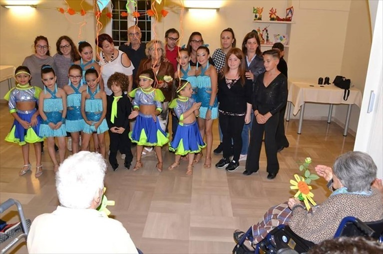 Medihospes, alla MM Spada si balla con i piccoli della Hollywood dance