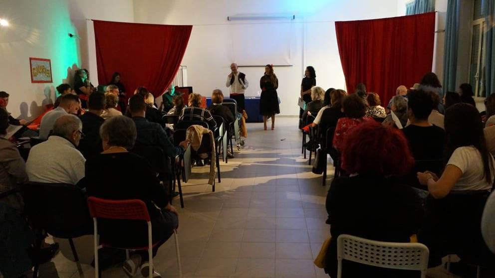 """Medihospes, a Ostuni il convegno """"Condividere per convivere"""" sull'arte-terapia"""
