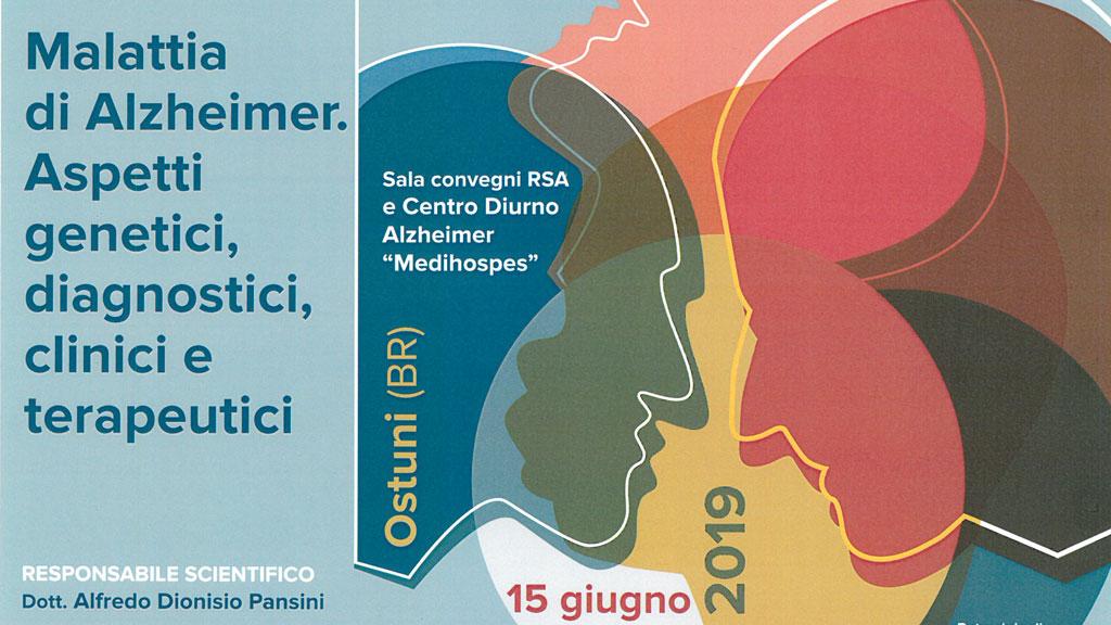 RSA Medihospes, a Ostuni il primo convegno sull'Alzheimer