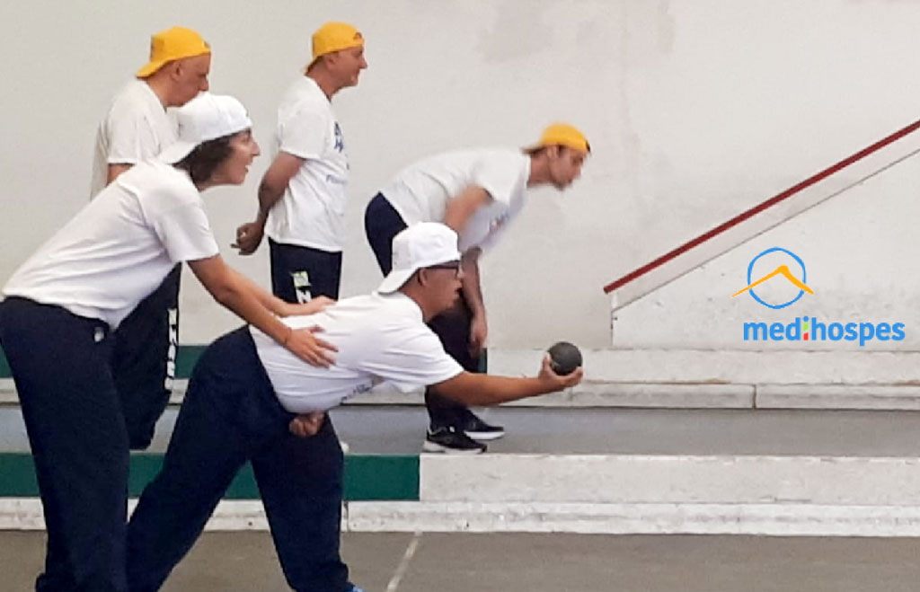 BocciAmo, il primo torneo sportivo che unisce disabili e fermani