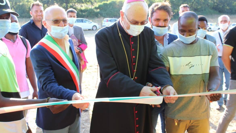 Agricoltura sociale, Medihospes e Diocesi di Viterbo insieme per la formazione dei migranti