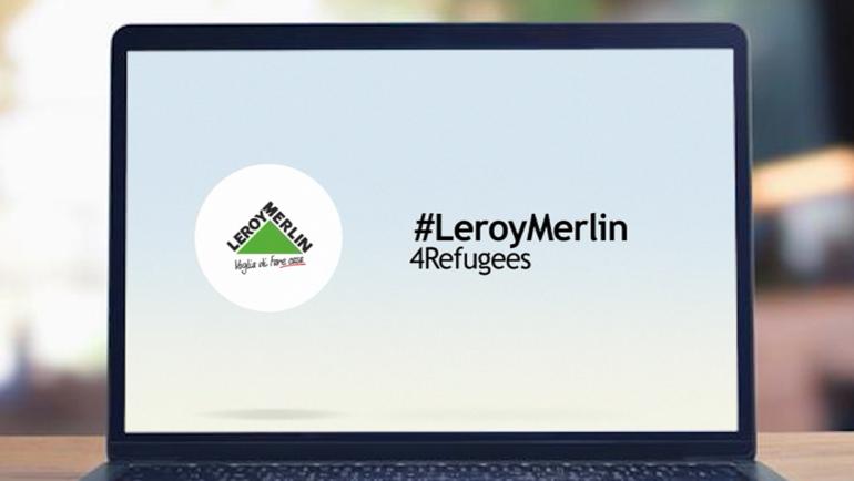Inclusione lavorativa e multiculturalità: Medihospes e Leroy Merlin insieme per i rifugiati
