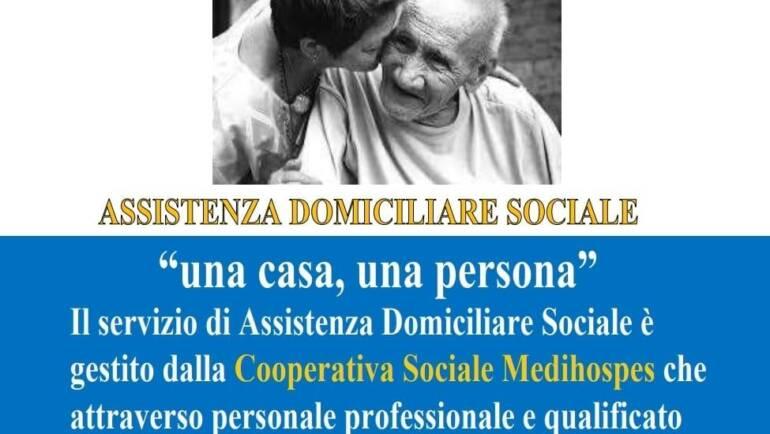 Marsicovetere, alla Medihospes il servizio di assistenza domiciliare